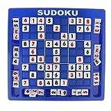 Homyl Plastik Sudoku Brettspiel Denkspiel Knobelspiel Mathematik Spielzeug für Kinder und Erwachsene