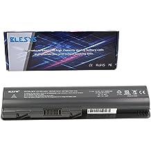 BLESYS - 10.8V 4400mAh HP 485041-001 484170-001 484171-001 HSTNN-LB72 513775-001 HSTNN-UB72 Reemplazo de batería del portátil HP G50 G71 HDX16 DV4 G60 G70 batería, Compaq Presario CQ60 CQ61 CQ70 CQ71 batería (6-Cell)