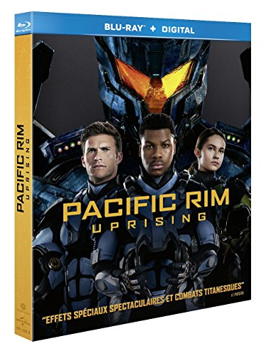 Pacific Rim : Uprising [Blu-ray + Digital]