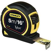 Stanley STA030696 Pocket Tylon Tape, 5 m/16 feet (19 mm) - Multi-Colour