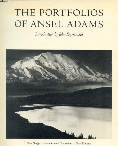 Ansel Adams-portfolio (Celebrating the American Earth: A Portfolio by Ansel Adams)