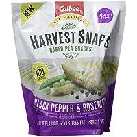 Harvest Snaps, Guisante (Pimienta Negra y Romero) - 12 de 85 gr. (Total 1020 gr.)