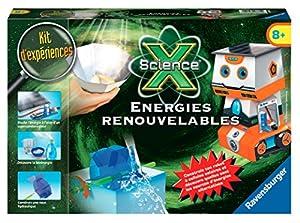 Ravensburger Science X 18 860 4 Kit de experimentos Juguete y Kit de Ciencia para niños - Juguetes y Kits de Ciencia para niños (Física, Kit de experimentos, 8 año(s), Niño/niña, 99 año(s)