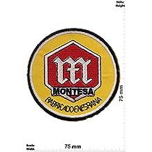 "Parches - Montesa - round - Oldtimer - Classic - Deportes de motor - Deportes - Coche - Montesa- Parche Termoadhesivos Bordado Apliques - Patch"""