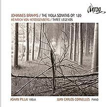 Sonaten Fr Viola [Import allemand]