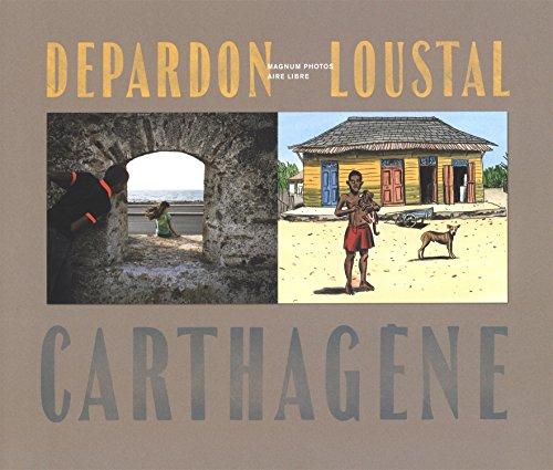 Magnum Depardon-Loustal : rencontre à Carthagène édition spéciale par Collectif