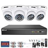 Best ANNKE Telecamere - SANNCE Kit Videosorveglianza AHD DVR 4 Canali 1080P Review