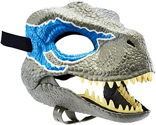 Jurassic Park Maske - Jurassic World GCV81 - Velociraptor Blue
