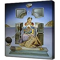 Salvador Dali - The First Study for the Madonna of Port Lligat - Canvas Art Print