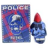Police To Be Rebel Eau de Toilette pour Homme 125 ml