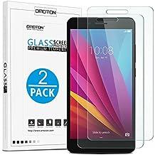 OMOTON Huawei Honor 5X 5.5Inch Vidrio Templado Protector de Pantalla [3D Touch Compatibles] Protector de pantalla con [9H Dureza][Alta Definicion]