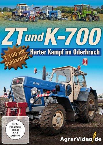 ZT und K-700 - Harter Kampf im Oderbruch [Alemania] [DVD]