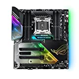 Asus Rog Rampage Vi Extreme Lga2066 Ddr4 M.2 U.2 X 299 Eatx Motherboard With Onboard 802.11Ad Wigig Wi-Fi Usb 3.1