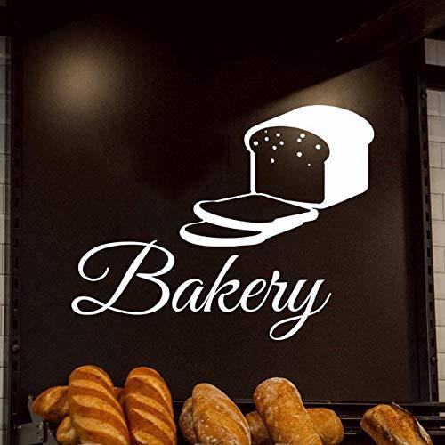 n Cappuccino heißes Getränk Körner CafeFood Wall Decal Fensteraufkleber handgefertigt 54x42cm ()