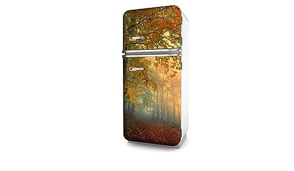 Kühlschrankaufkleber SELBSTKLEBEFOLIE Aufkleber Kühlschrank Folie Klebefolien