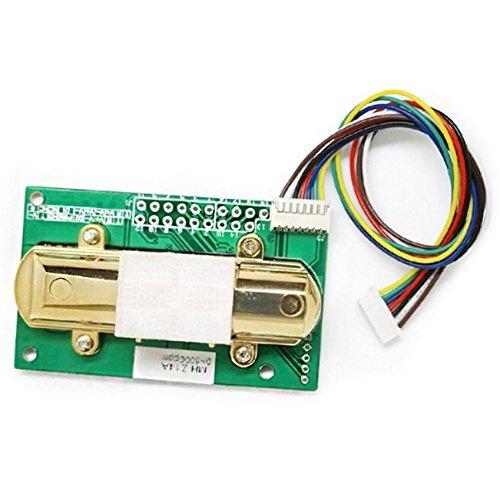 iHaospace MH-Z14A NDIR Carbon C02 Sensor Module Serial Port PWM Analog 0-5000PPM -