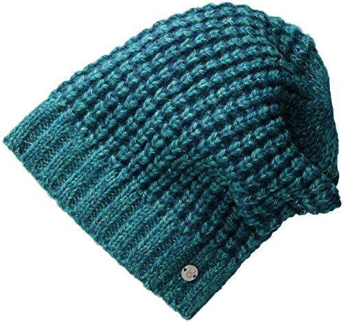 Spyder Damen Beehive Hüte, damen, Lyons Blue/Baltic (Blue Bekleidung Baltic)