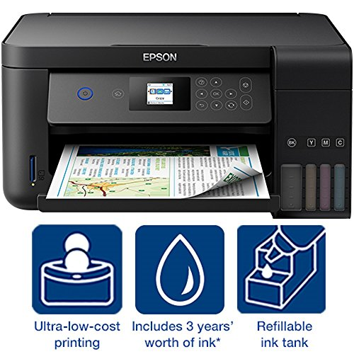 Epson ET-2750 EcoTank A4 Printer Best Price and Cheapest