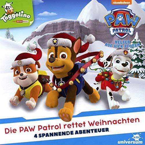 Price comparison product image Die Paw Patrol Rettet Weihnachten (CD)