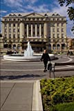 670045 Hotel Esplanade Zagreb Croatia A4 Photo Poster Print