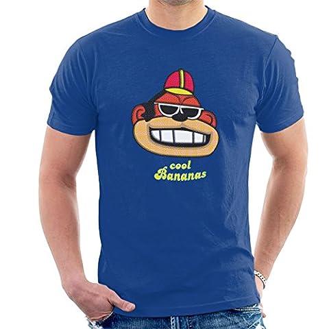 Cool Bananas Bingo Banana Splits Men's T-Shirt