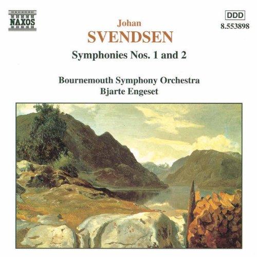 Svendsen: Symphonies Nos. 1 and 2