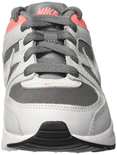 Nike Air Max Command Flex Ps, chaussure de sport fille Gris (Cool Grey/pure Platinum/lava Glow/white/black)