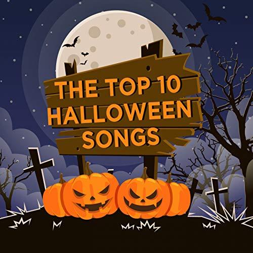 Top 10 Halloween Songs (Monsters & Screaming) (Songs 10 Top Halloween)