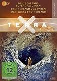 Terra X - Edition Vol. 4 Deutschlands Supergrabungen - Deutschland von unten - Magisches Deutschland [3 DVDs]
