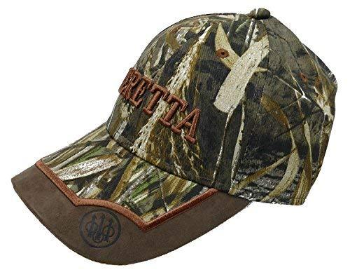 Beretta Camo Baseball Cap Hat Realtree