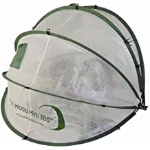 Mini-invernadero de campana Horti Hood, autoestable, 180 grados
