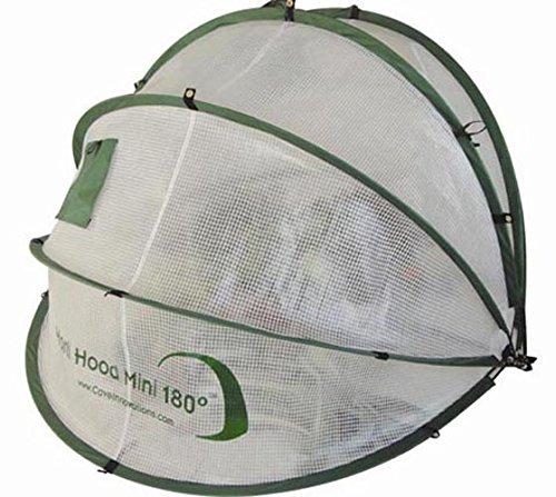 Rob McAlister Ltd Horti Hood Mini couche froide Dépliable à 180degrés forme de couche