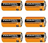 Duracell 6 x C size Industrial Battery Alkaline Review and Comparison