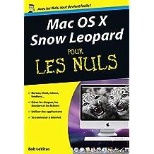 Mac OS X Snow Leopard Pour les Nuls