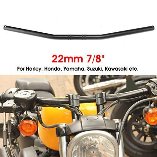 102a5afc06b326 Viviance 7/8Inch 22Mm Motorcycle Drag Straight Handlebar Für Suzuki Honda  Cg125 Gn125 Jh70 -