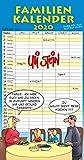 Uli Stein Familienkalender 2020 - Uli Stein