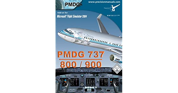 PMDG 737: 800/900 Add-On for Microsoft Flight Simulator (PC): Amazon