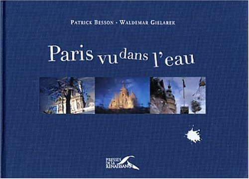 Paris vu dans l'eau