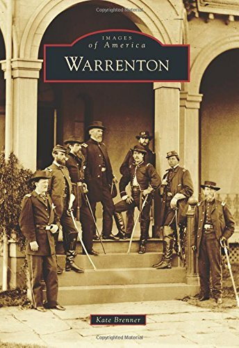 Warrenton (Images of America (Arcadia Publishing)) by Kate Brenner (2014-09-29)