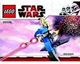 LEGO Star Wars Exclusive Set #30004 Battle Droid on STAP