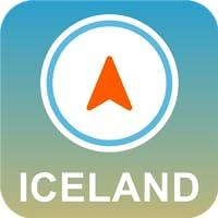 Islandia Desconectado GPS