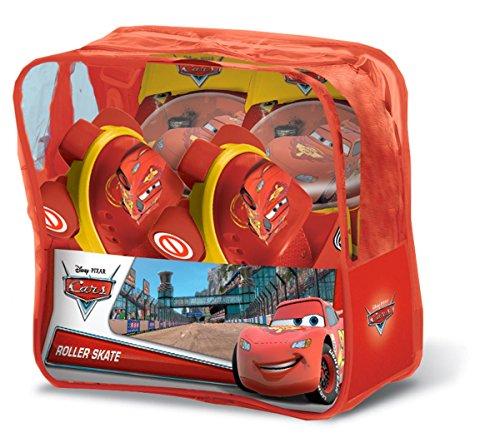 Mondo Disney Cars Rollschuhe mit Schutzausrüstung