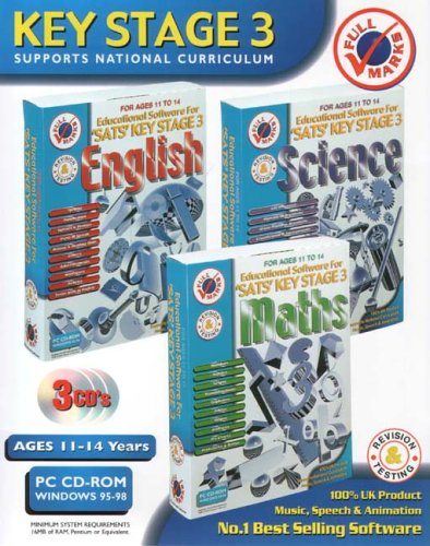 full-marks-key-stage-3-triple-pack-pc