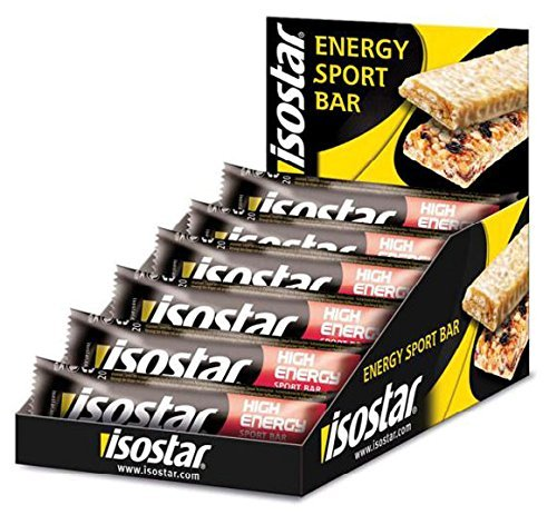 Isostar High Energy Bar Box 30 Riegel 40g Multifrucht