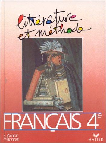 franais-4e-littrature-et-mthode