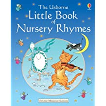 The Usborne Little Book of Nursery Rhymes (Miniature Editions)