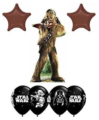 Party Supplies Star Wars Darth Vader Balloon Decoration Kit by (Darth Party Supplies Vader)
