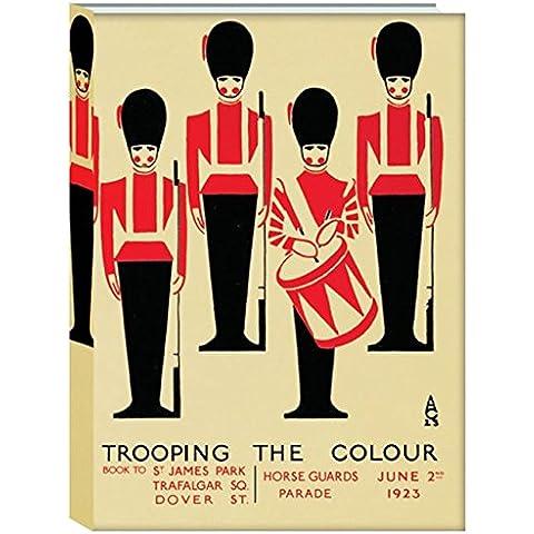 Robert Frederick Cased NOTEBOOK soggetto il colore, in plastica, colori assortiti, formato A5