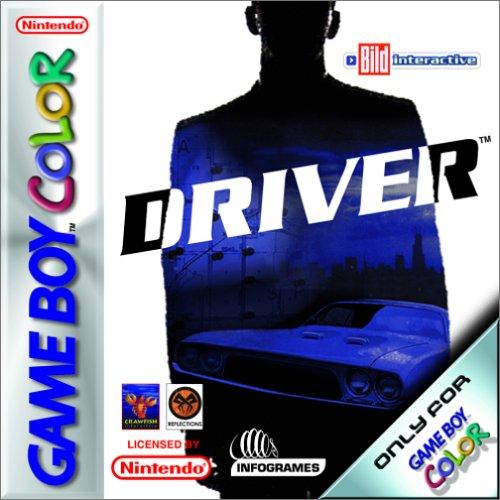 Infogrames Videogames DRIVER