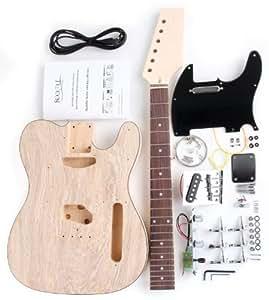 Rocktile 00024361 Kit de Guitare électrique Style TL